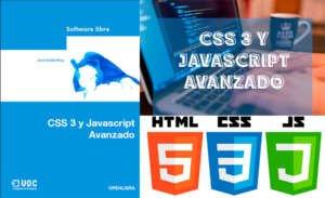 Libro CSS3 y Javascript avanzado