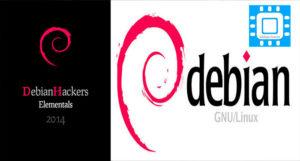 Libro Debian Hacker Elementals
