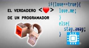 El verdadero Amor de un Programador
