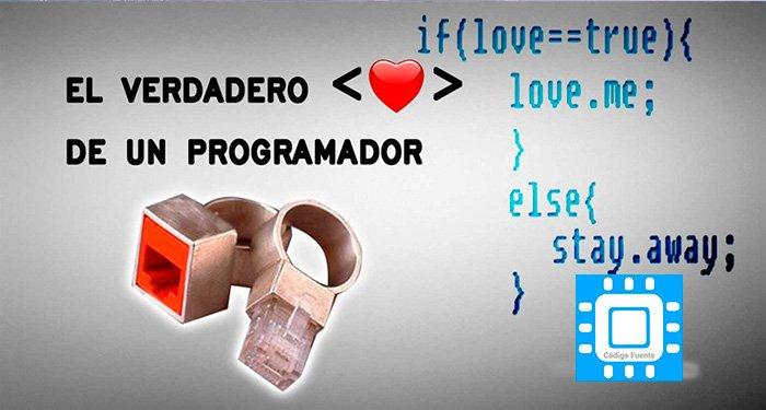 El Verdadero Amor De Un Programador Carta Poema Y