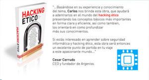 Libro Hacking Ético Liberado por Carlos Tori