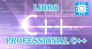 Libro Professional C++