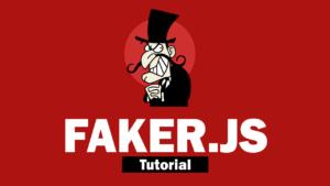 Genera nombres falsos al Azar con FakerJS