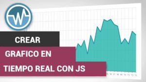 Crear gráfico en tiempo real con Plotly.js