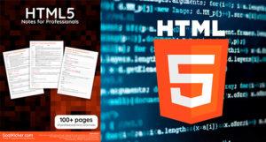 HTML5 Notas para Profesionales
