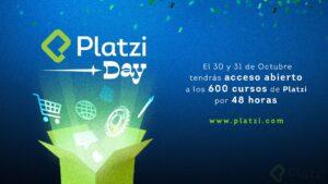 Platzi Day 48 horas de acceso a todos los Cursos